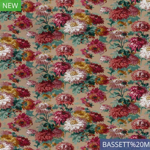 7407-12 MUMS THE WORD VINTAGE BASSETT MCNAB